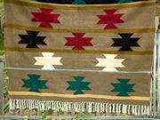 Продаётся ковёр ручной работы из натуральной шерсти +992 92 718 24 30