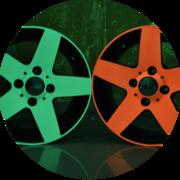 Светящиеся диски для Вашего авто Acmelight
